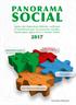 Panorama Social - Edition 2017