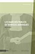 Les marchés publics de services juridiques